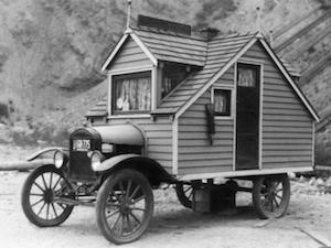 caravan historisch